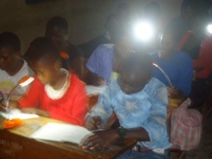 solar lamps in action 2