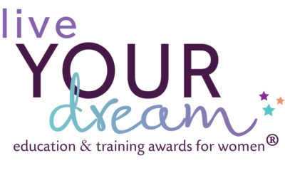 Live Your Dream Awards Applications Due November 15