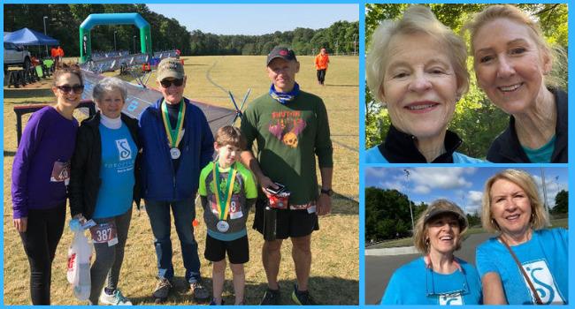 Charity Distance Festival Raises Over $800